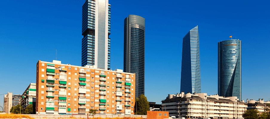 alquiler de viviendas en Madrid